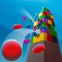 Tower Crash 3D Online Game