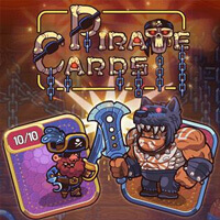 Pirate Cards Online Game