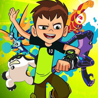 Ben 10 Omnitrix Attack Online Game