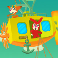 Rapid Basket Rabbit Online Game