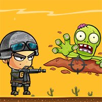 Zombie Shooter Online Game