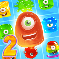 Jelly Madness 2 Online Game