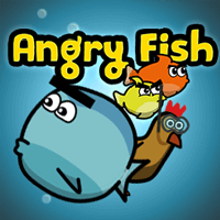 Angry Fish Online Game