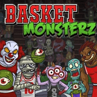 Basket Monsterz Online Game