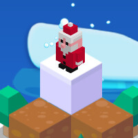 Christmas Hop Online Game