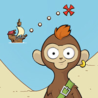 Chimps Ahoy Online Game