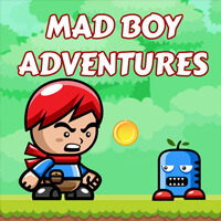 Mad boy Adventures Online Game