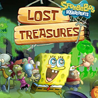 RRSpongebob Lost Treasures