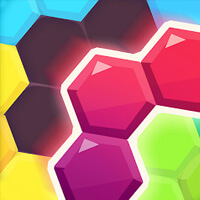 Paper Blocks Hexa Online Game