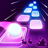 Tiles Hop: EDM Rush! Online Game