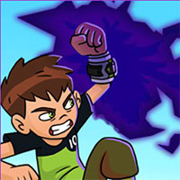 Ben 10 Omnitrix Shadow