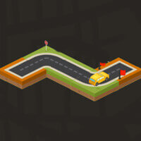 Connect The Roads Online Game