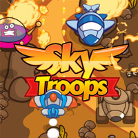 Sky Troops Online Game