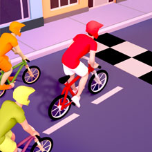 Bike Rush Online Game