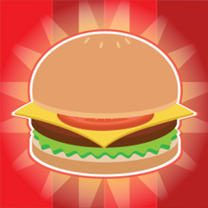 Burger Fall Online Game