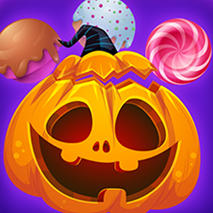 Trick Or Treat Bubble Shooter Online Game